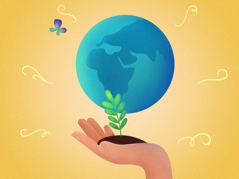 5 ივნისი - გარემოს დაცვის მსოფლიო დღე