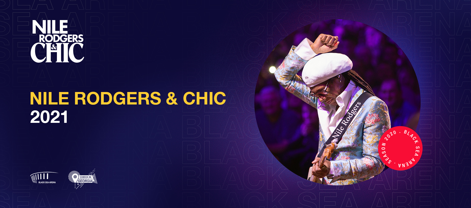https://bsa.ge/NILE RODGERS & CHIC